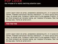 Pop Loser... Again