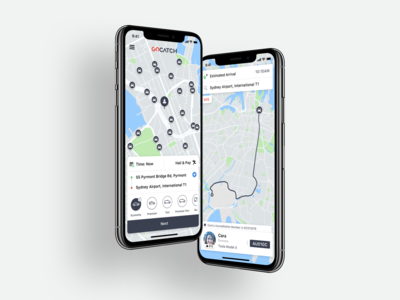 GoCatch Passenger App