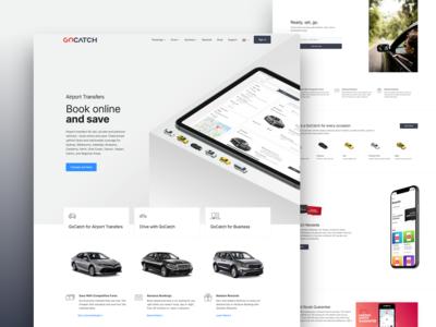 GoCatch Website