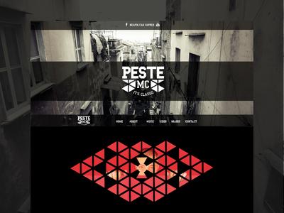 Peste mc - Official Website