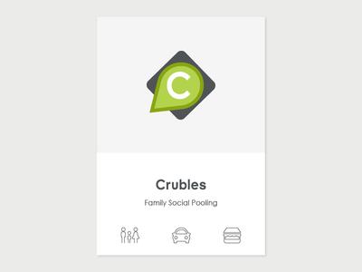UI/UX Design - Crubles