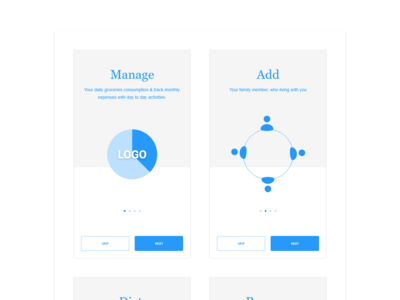 Onboarding Wireframe