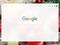Google's Windows 10 App Re-designed