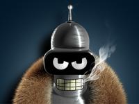 Bender Fan Art