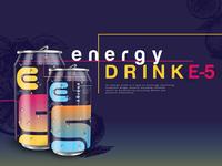 Energy drinks | Identity branding