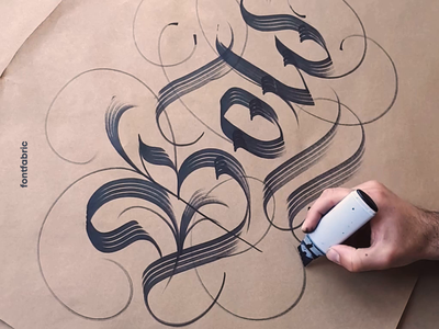 Are you  b o l d  enough? calligraphy font calligraffiti calligraphy and lettering calligraphy artist calligraphy lettering typeface design typeface font design fonts typefoundry fontfabric