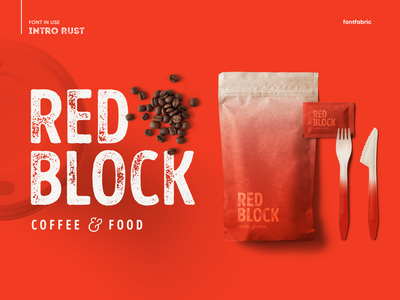 It's not rusty, it's *rustic  textured font decorative font serif font fonts collection fontstyle sans serif font font family packaging mockup packaging design packaging font designer font design font in use mockup design concept design type typeface font fontfabric typography
