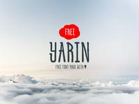 Yarin Free Font