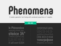 Phenomena Free