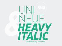 Uni Neue Free
