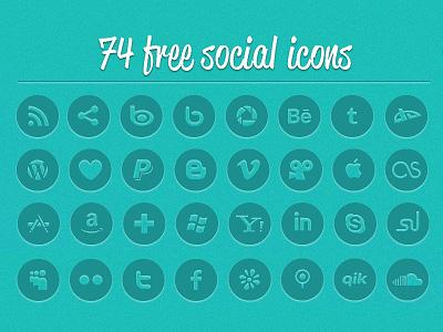 Socialico Free font social media icons icon logo twitter facebook apple rss paypal heart vimeo amazon cloud windows skype behance post blog font typeface free download camera blogger linkedin app appstore mac
