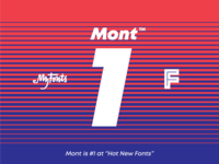 Mont is #1
