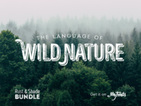 Rust & Shade Bundle - Wild Nature