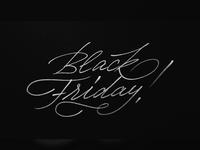 Black Friday by Fontfabric