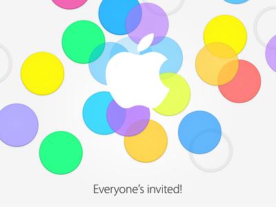 Apple's September 10 Media Event Wallpaper apple september 10 media event wallpaper download link free