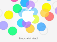 Apple's September 10 Media Event Wallpaper