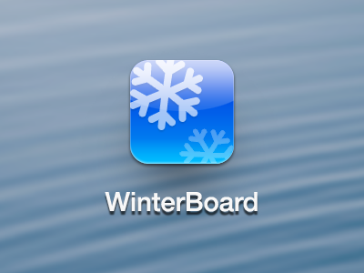 Winterboard Icon winterboard iphone saurik jailbreak original surenix
