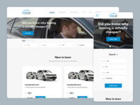 Onecar Homepage