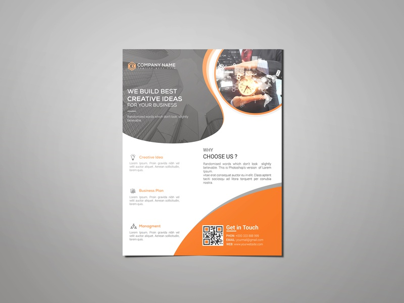 Business Flyer flyer corporate business flyer