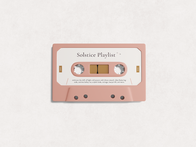 One of Many — Solstice Playlist
