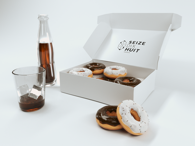 Doughnuts Render