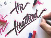 HeadRed (rough sketch)