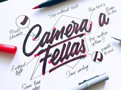 CameraFellas (rough sketch)