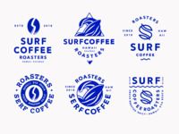 Surf Coffee Type Explorations