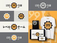 Level 99 Team Asset and Branding Guide (rebrand)