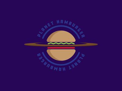 Planet Hamburger Logo