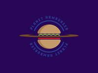 Planet Hamburger Logo
