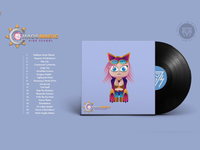 Chaos Magic High School OST Post (Album Art + Tracklist)