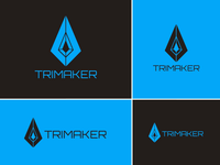 Trimaker - Blue Versions (redesign)