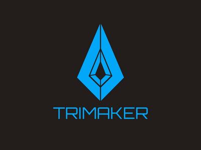 Trimaker - Blue Version #1 (redesign)