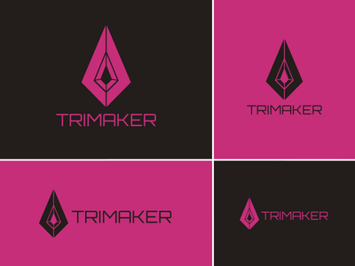 Trimaker - Pink Versions (redesign)