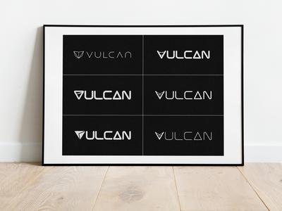 Vulcan Logo Concepts