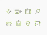 Homeworks Energy Icon Set 2