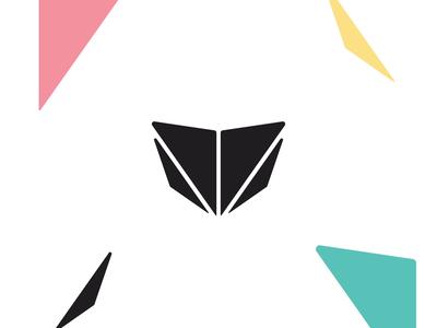 Vulcan Logo Mark Grid