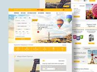 flypgs.com Redesign