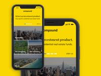 Compound Mobile App