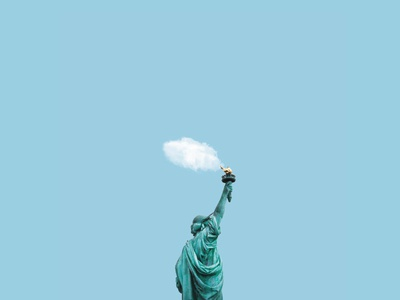 Petit Cloud Series - Cloud of Liberty