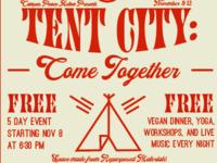 Tent City Flyer