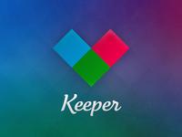 Keeper logo WIP