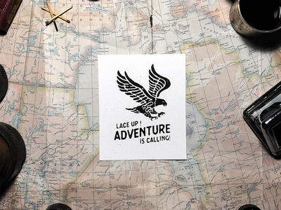 Lace Up Adventure is Calling!