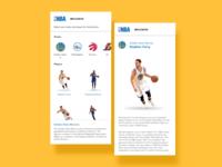 NBA Info Center