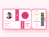 Dribbble Invite (1)