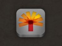 Spideroak iOS Icon