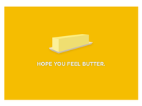 Hope You Feel Butter