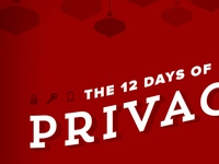 12 Days Of Privacy