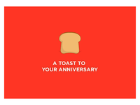 A Toast to Your Anniversary